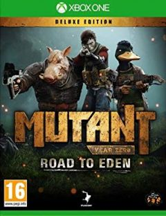 Jaquette de Mutant Year Zero : Road to Eden Xbox One