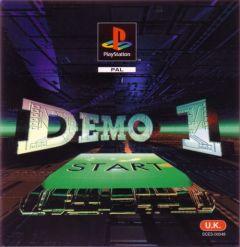 Jaquette de Demo 1 PlayStation