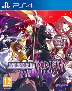 Jaquette de Under Night In-Birth EXE : Late[st] PS4