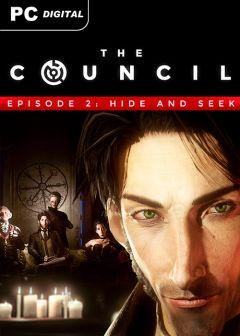 Jaquette de The Council Episode 2 : Hide and Seek PC