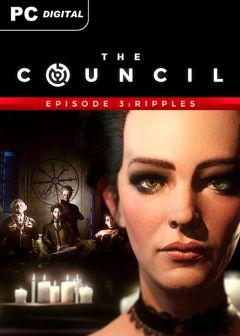 Jaquette de The Council Episode 3 : Ripples PC