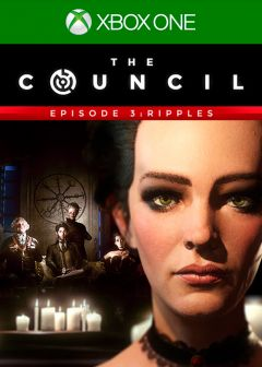 Jaquette de The Council Episode 3 : Ripples Xbox One