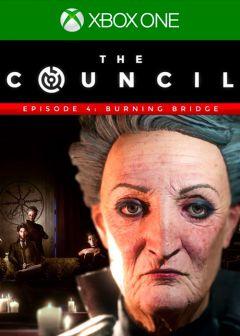 Jaquette de The Council Episode 4 : Burning Bridges Xbox One