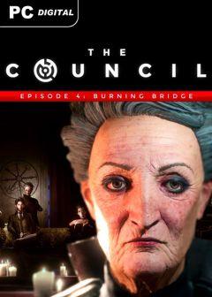 Jaquette de The Council Episode 4 : Burning Bridges PC
