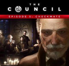 Jaquette de The Council Episode 5 : Checkmate PS4