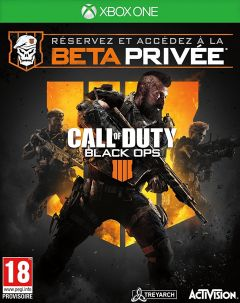 Jaquette de Call of Duty : Black Ops 4 Xbox One