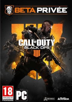 Jaquette de Call of Duty : Black Ops 4 PC