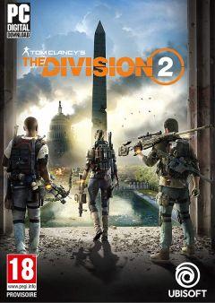 Jaquette de Tom Clancy's The Division 2 PC
