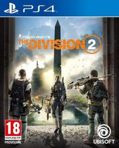 Jaquette de Tom Clancy's The Division 2 PS4