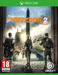 Jaquette de Tom Clancy's The Division 2 Xbox One