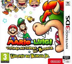 Mario & Luigi : Voyage au centre de Bowser + L'épopée de Bowser Jr