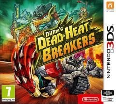 Jaquette de Dillon's Dead Heat Breakers Nintendo 3DS