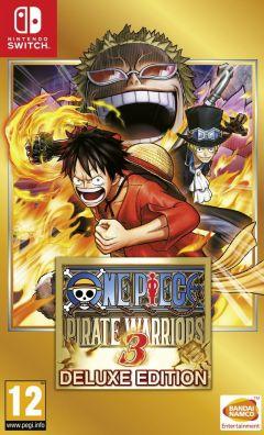 Jaquette de One Piece : Pirate Warriors 3 Édition Deluxe Nintendo Switch