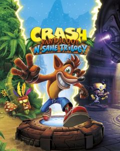 Jaquette de Crash Bandicoot N.Sane Trilogy PC