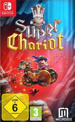 Jaquette de Super Chariot Nintendo Switch