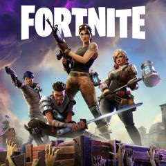 Jaquette de Fortnite iPhone, iPod Touch