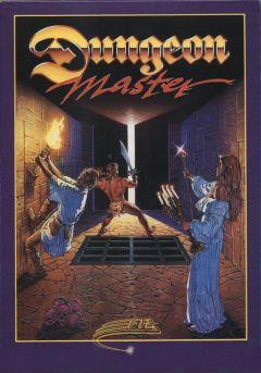 Jaquette de Dungeon Master Atari ST