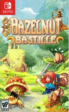 Jaquette de Hazelnut Bastille Nintendo Switch