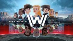 Jaquette de Westworld iPad