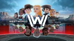Jaquette de Westworld Android