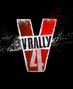 Jaquette de V-Rally 4 PS4