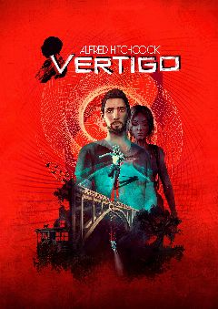 Jaquette de Alfred Hitchcock Vertigo PC