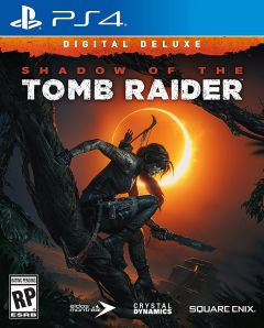 Jaquette de Shadow of the Tomb Raider PS4