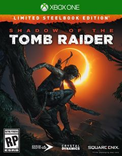 Jaquette de Shadow of the Tomb Raider Xbox One