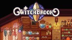 Jaquette de WitchBrook PC