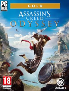 Jaquette de Assassin's Creed Odyssey PC