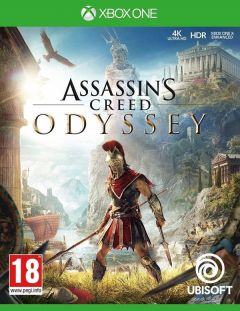 Jaquette de Assassin's Creed Odyssey Xbox One