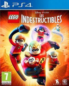Jaquette de LEGO Les Indestructibles PS4