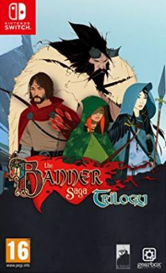 Jaquette de The Banner Saga Nintendo Switch