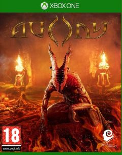 Jaquette de Agony Xbox One