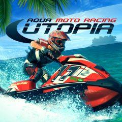 Jaquette de Aqua Moto Racing Utopia Wii U