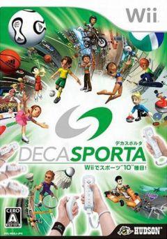 Jaquette de Sports Island Wii