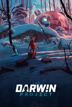 Jaquette de Darwin Project PC