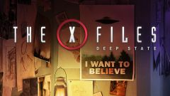 Jaquette de X-Files 2018 (Titre provisoire) PS4