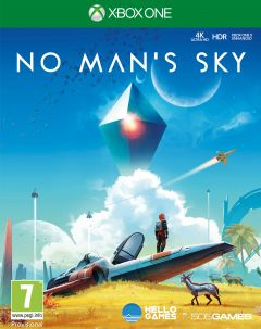 Jaquette de No Man's Sky Xbox One