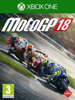 Jaquette de MotoGP 18 Xbox One