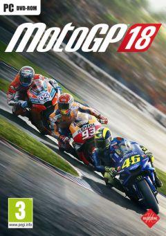 Jaquette de MotoGP 18 PC