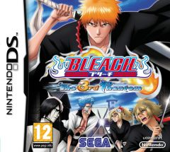 Jaquette de Bleach The 3rd Phantom DS