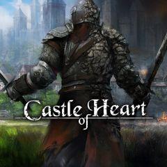 Jaquette de Castle of Heart Nintendo Switch