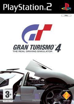 Jaquette de Gran Turismo 4 PlayStation 2