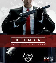 Jaquette de Hitman : Definitive Edition PS4