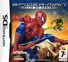 Jaquette de Spider-Man : Allié ou Ennemi DS