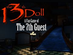 Jaquette de The 13th Doll PC