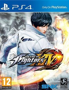 Jaquette de The King of Fighters '97 Global Match PS4