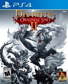 Jaquette de Divinity : Original Sin II PS4
