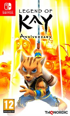 Legend of Kay Anniversary (Nintendo Switch)